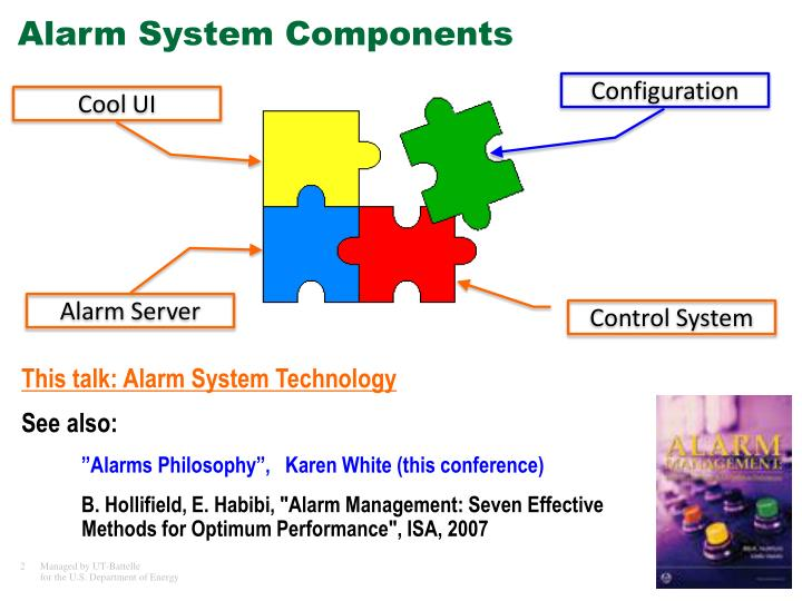 Alarm System Components