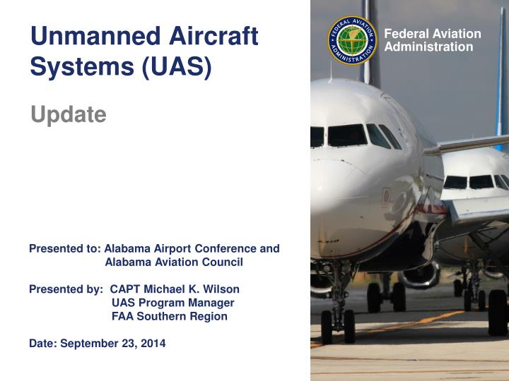Unmanned aircraft systems uas