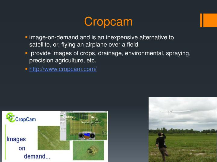 Cropcam