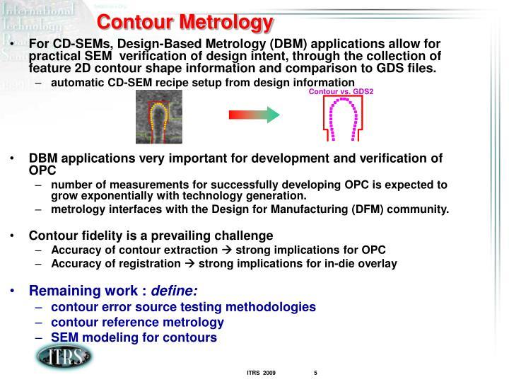 Contour Metrology