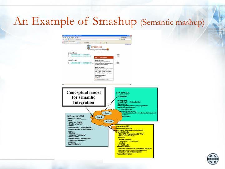 An Example of Smashup