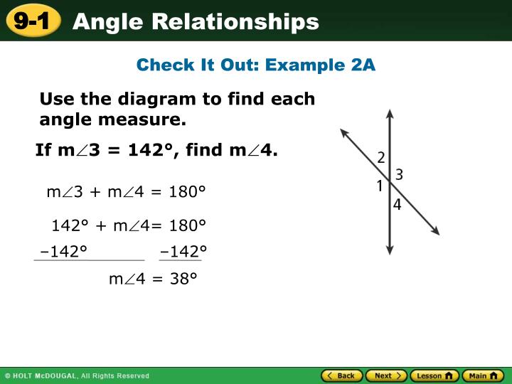 Check It Out: Example 2A