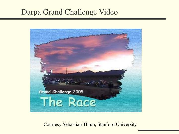 Darpa Grand Challenge Video