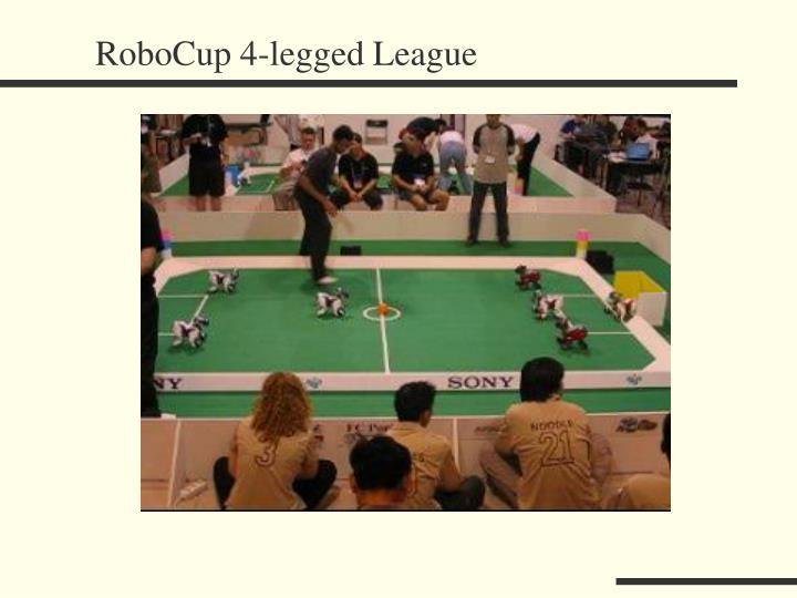 RoboCup 4-legged League