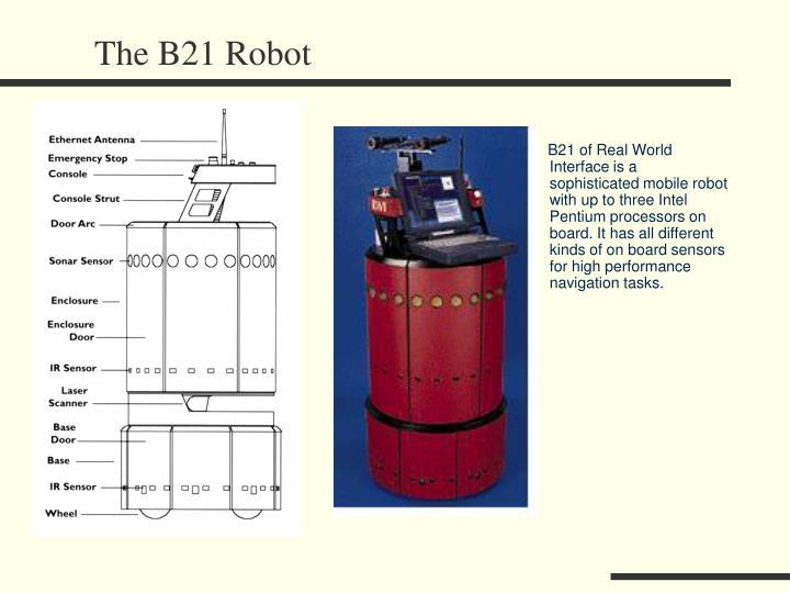 The B21 Robot