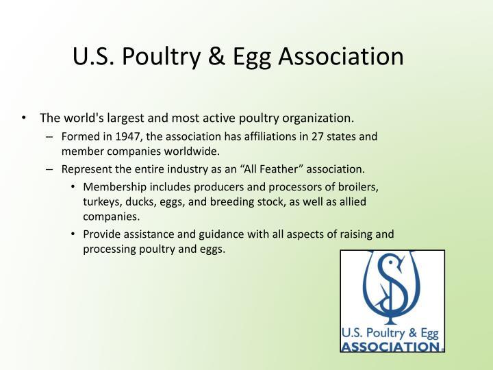 U.S. Poultry & Egg Association