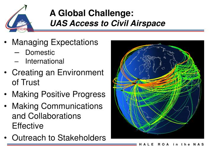 A Global Challenge: