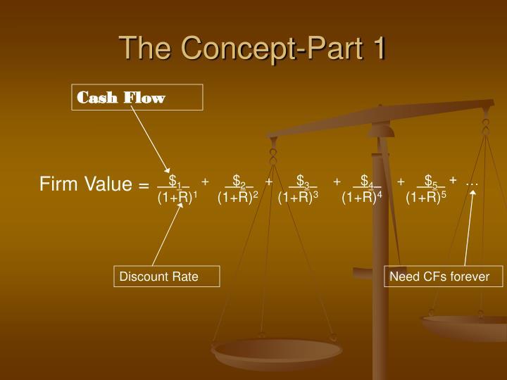 The Concept-Part 1