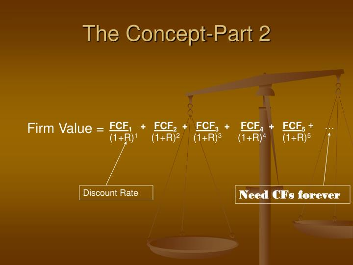 The Concept-Part 2