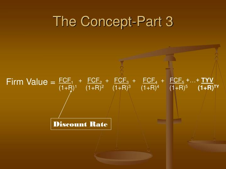 The Concept-Part 3