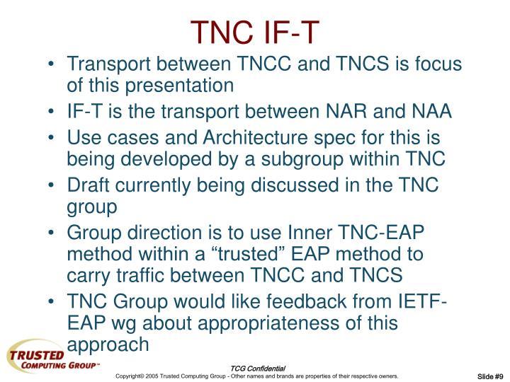 TNC IF-T