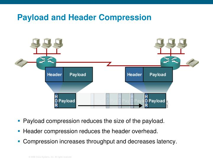 Payload and Header Compression