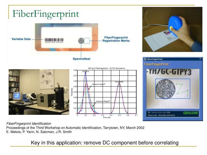 FiberFingerprint