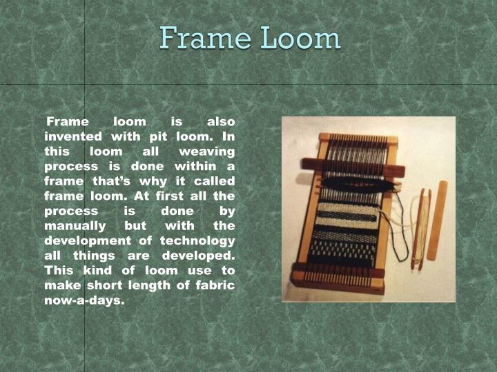 Frame Loom