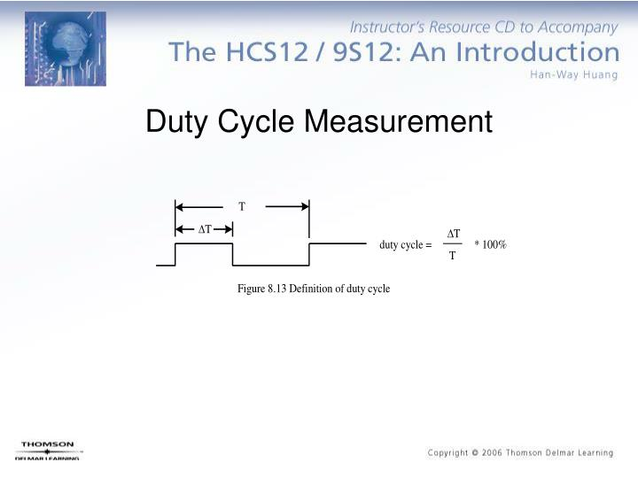 Duty Cycle Measurement