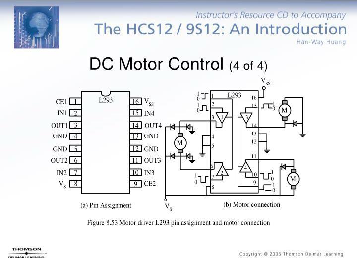 DC Motor Control