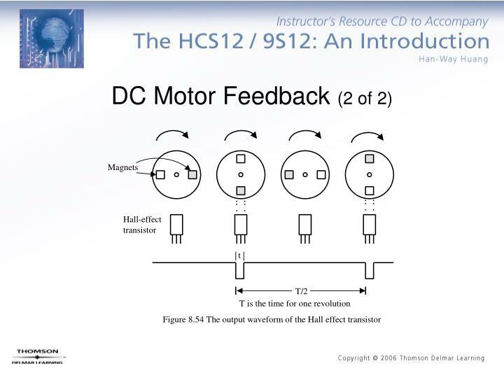 DC Motor Feedback