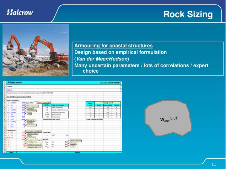 Armouring for coastal structures