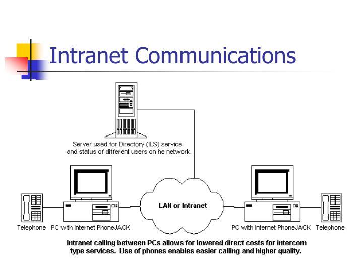 Intranet Communications