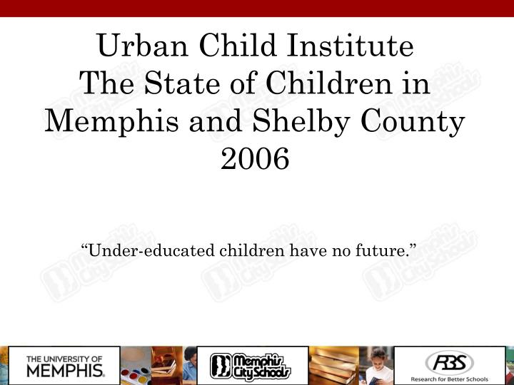 Urban Child Institute