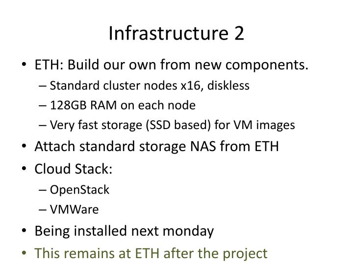 Infrastructure 2