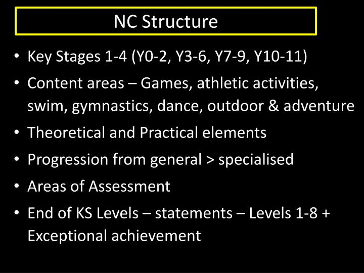 NC Structure