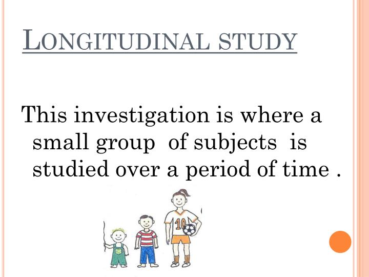 longitudinal case studies definition Longitudinal study | definition any social or developmental research involving collection of data from the same individuals (or groups) across time.