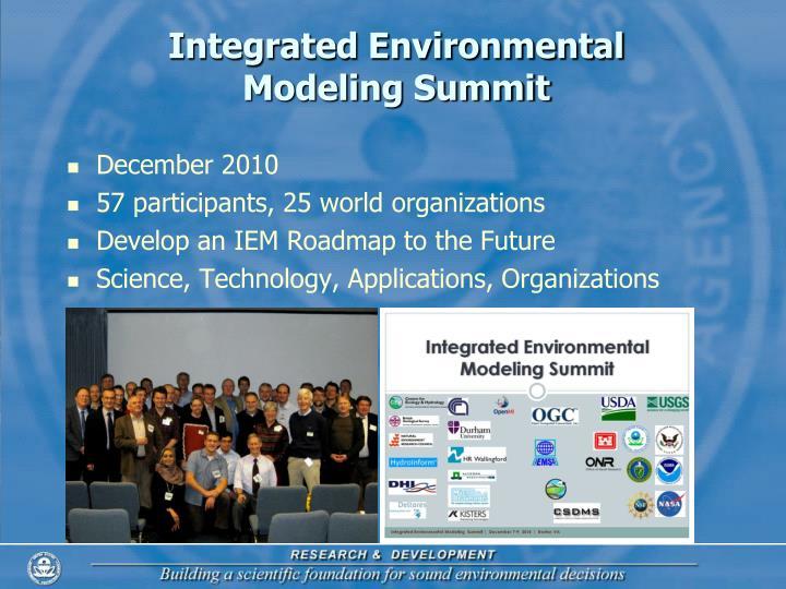 Integrated Environmental