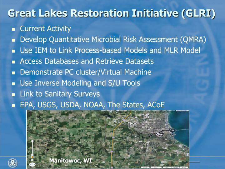 Great Lakes Restoration Initiative (GLRI)