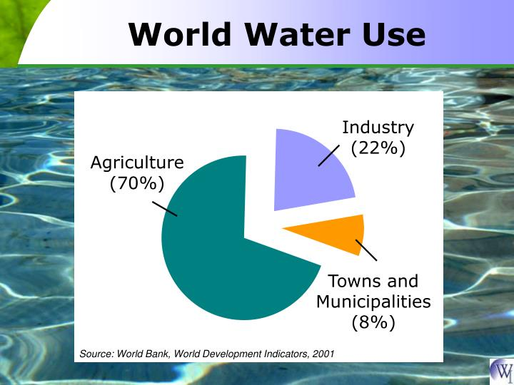 World Water Use