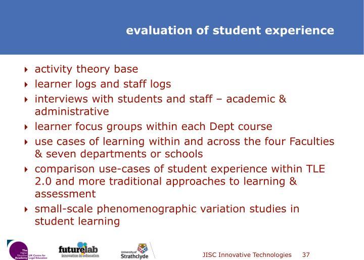 activity theory base
