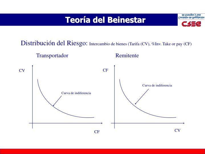 Teoría del Beinestar