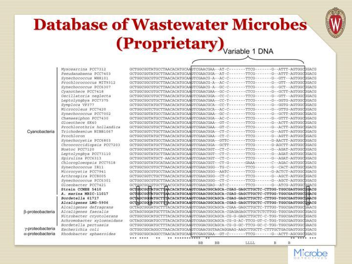 Database of