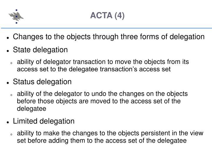 ACTA (4)