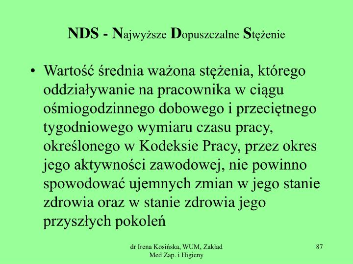 NDS - N