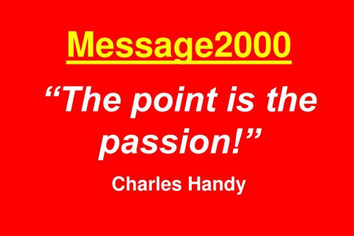 Message2000