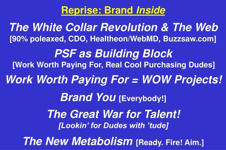 Reprise: Brand