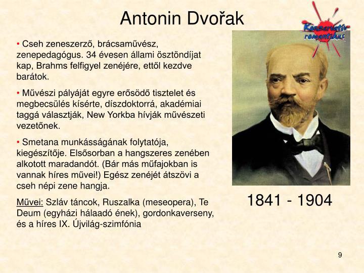 Antonin Dvo