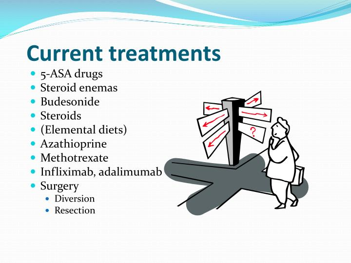 Current treatments