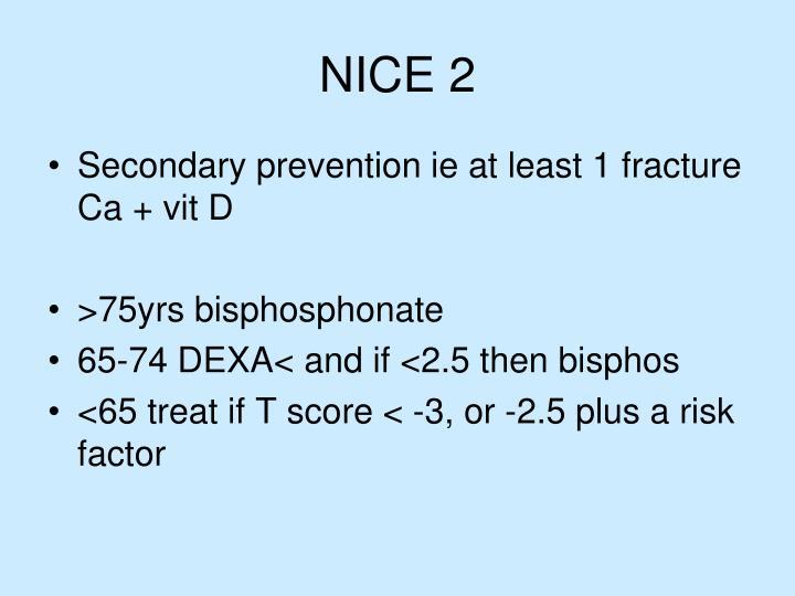 NICE 2