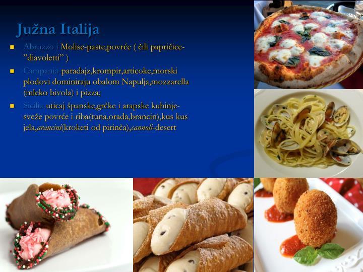 Južna Italija