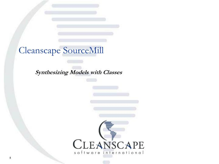 Cleanscape SourceMill