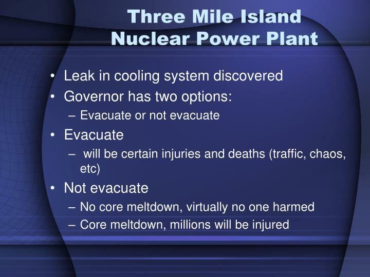 Three Mile Island