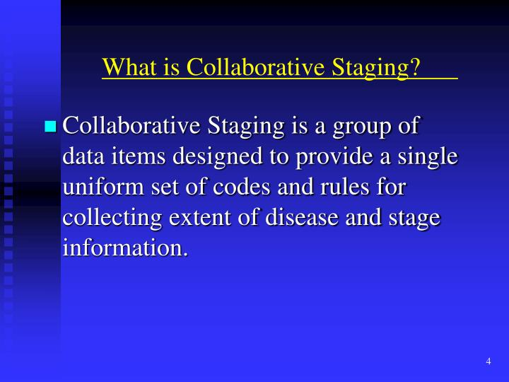 What is Collaborative Staging?