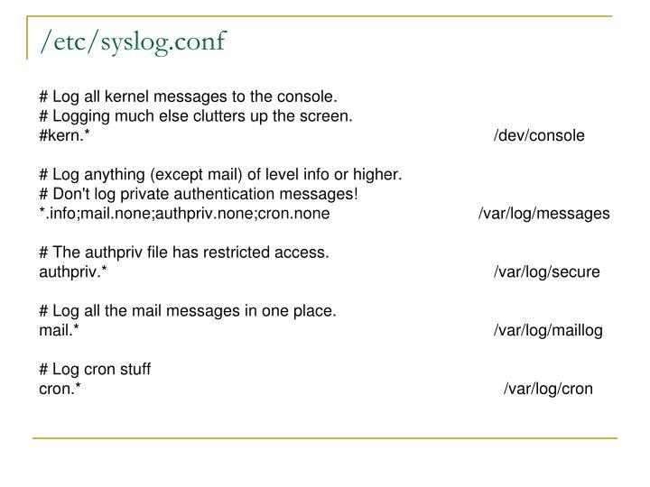 /etc/syslog.conf