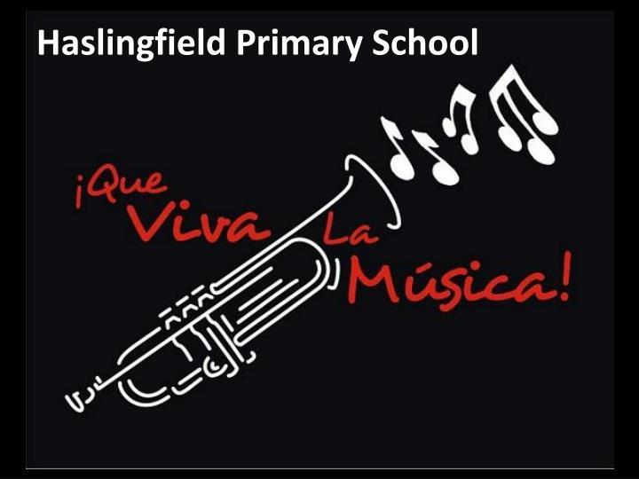 Haslingfield Primary School