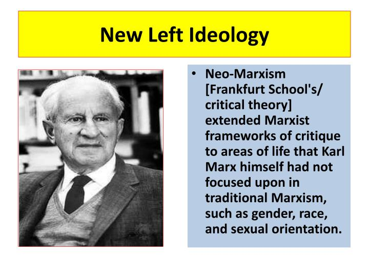 New left ideology