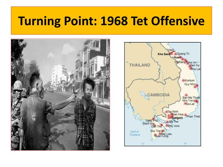 Turning Point: 1968 Tet Offensive