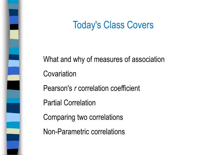 Today's Class Covers