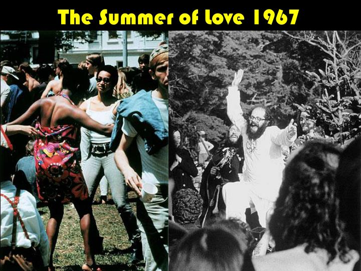 The Summer of Love 1967